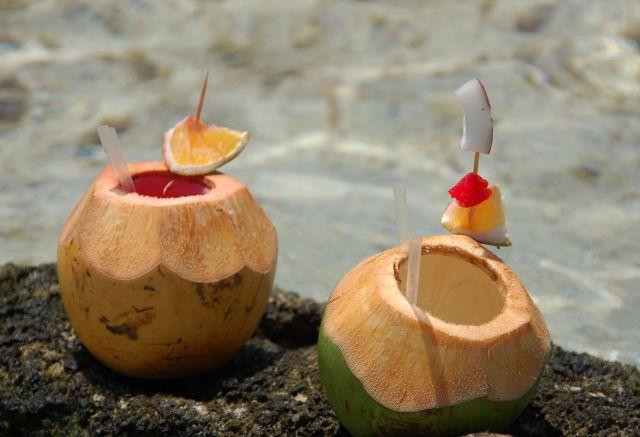 Colombia água de cocô