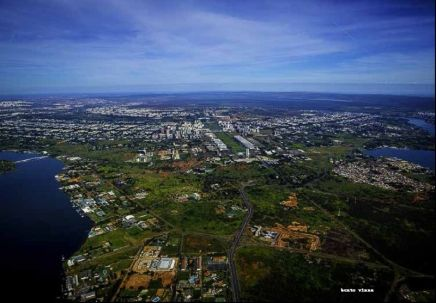Brasília - Plano Piloto - Foto de Bento Viana