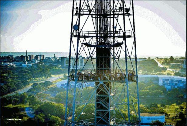 Brasília - Torre de TV - Foto de Bento Viana