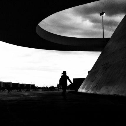 Brasilia em noir