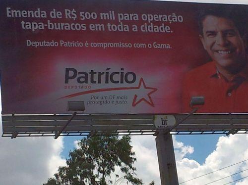 Out-door patricio