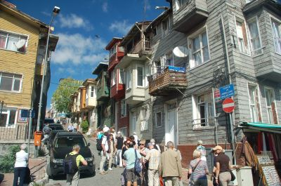 Turkia - Instanbul casasmadeira turista