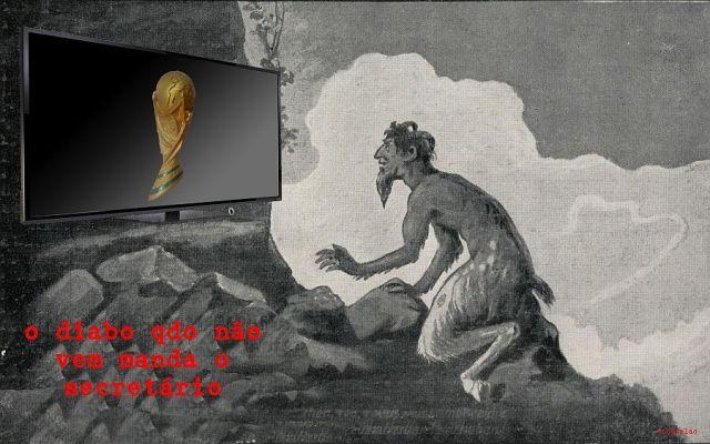 Foto-protesto Copa
