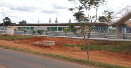 BRT Parada acessibilidade