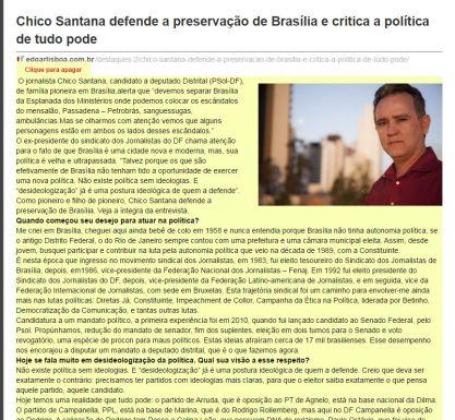 Entrevista a Edgar Lisboa