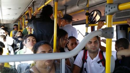 Passageirosno BRT
