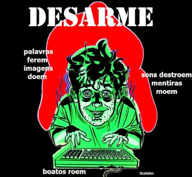 Foto-protesto deSARME