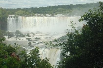 Foz do Iguaçu é um dos principais destinos turísticos do Brasil. Foto de Chico Sant'Anna