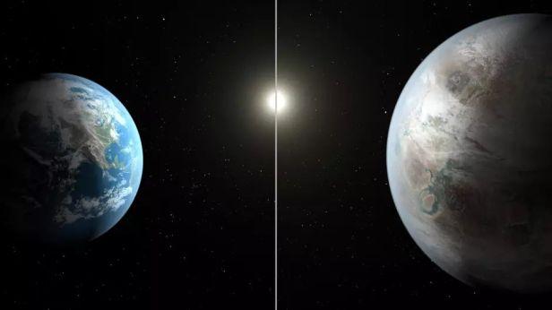 Novo planeta terra