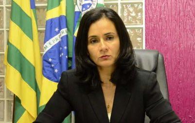 Prefeita de Valparaiso Lucimar do PT