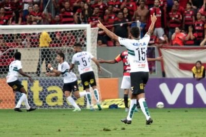 Fla e Curitiba