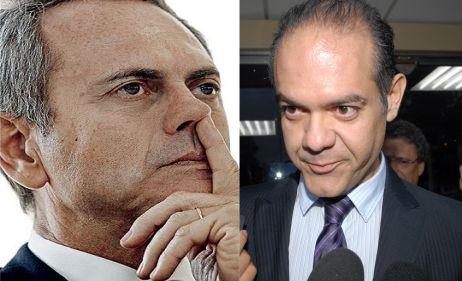 Paulo Otávio e Fabio Simão