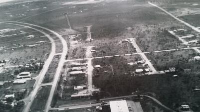 Lago Sul nos anos 60