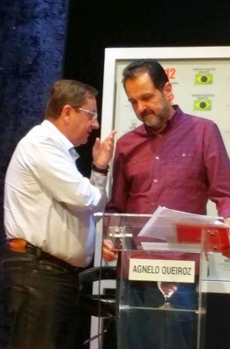 Andre Duda e Agnelo