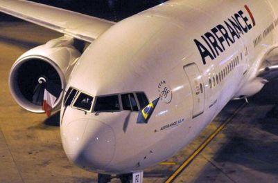avião air france