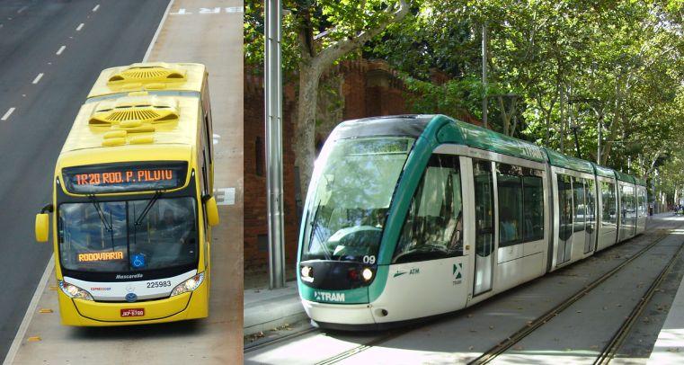 BRT versus VLT