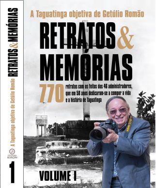 Fotos Taguatinga Capa do livro