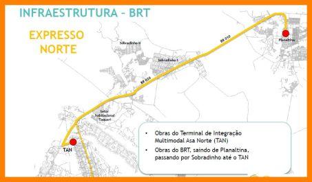 BRT Norte Croqui