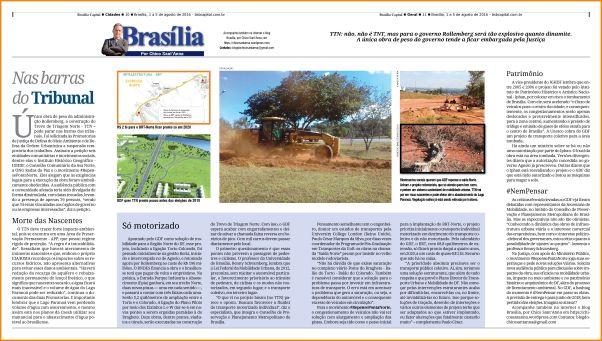 Coluna Brasília Capital 3 TTN