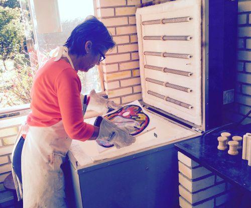 Luiza Dornas Trabalhando 2