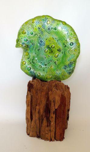 objeto em vidro 3