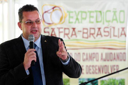 Sec de Agricultura José Guilherme Leal Foto de Renato Araújo/Agência Brasília