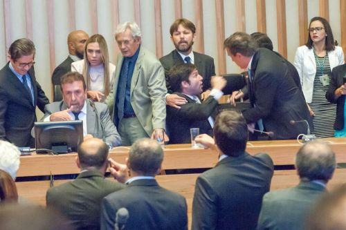 Copyright - Câmara Legislativa do DF